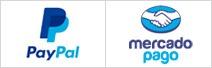 Logo PayPal MercadoPago